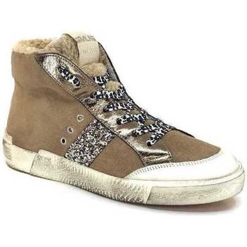 Chaussures Femme Baskets montantes Meline NK 1425 14149 Beige