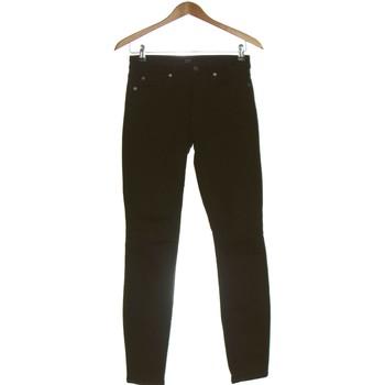 Vêtements Femme Jeans slim Gap Jean Slim Femme  34 - T0 - Xs Noir