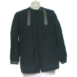 Vêtements Femme Tops / Blouses Leon & Harper Blouse  38 - T2 - M Bleu