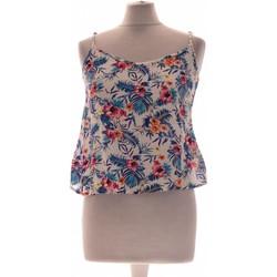 Vêtements Femme Débardeurs / T-shirts sans manche H&M Débardeur  34 - T0 - Xs Bleu
