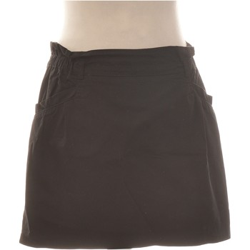 Vêtements Femme Jupes Bershka Jupe Courte  40 - T3 - L Noir