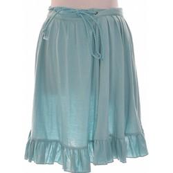 Vêtements Femme Jupes Iro Jupe Mi Longue  36 - T1 - S Bleu