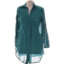 Vêtements Femme Chemises / Chemisiers Zara Chemise  36 - T1 - S Vert