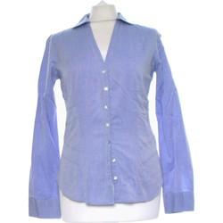Vêtements Femme Chemises / Chemisiers Zara Chemise  36 - T1 - S Bleu