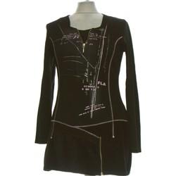 Vêtements Femme Robes courtes Armand Thiery Robe Courte  36 - T1 - S Noir