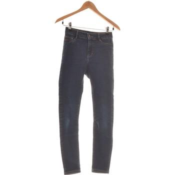 Vêtements Femme Jeans slim Pimkie Jean Slim Femme  32 Bleu