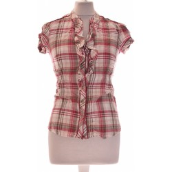 Vêtements Femme Chemises / Chemisiers Mango Chemise  36 - T1 - S Rose