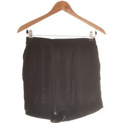 Vêtements Femme Shorts / Bermudas H&M Short  36 - T1 - S Noir