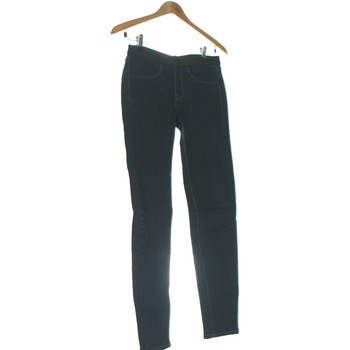 Vêtements Femme Jeans slim Mango Jean Slim Femme  34 - T0 - Xs Bleu