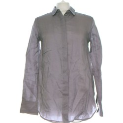 Vêtements Femme Chemises / Chemisiers Cos Chemise  34 - T0 - Xs Gris