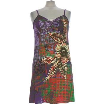 Vêtements Femme Robes courtes Smash Robe Courte  40 - T3 - L Violet