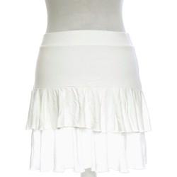 Vêtements Femme Jupes Mer Du Nord Jupe Courte  36 - T1 - S Blanc