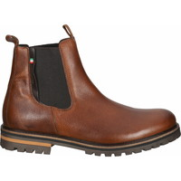 Chaussures Homme Boots Pantofola d'Oro Bottines Braun