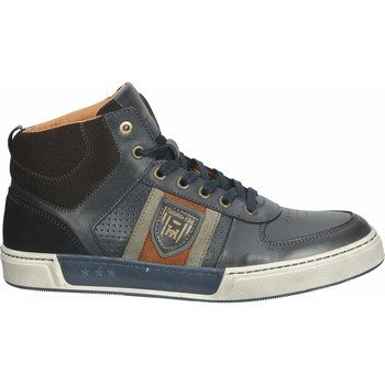 Chaussures Homme Baskets montantes Pantofola d'Oro Sneaker Dress Blue