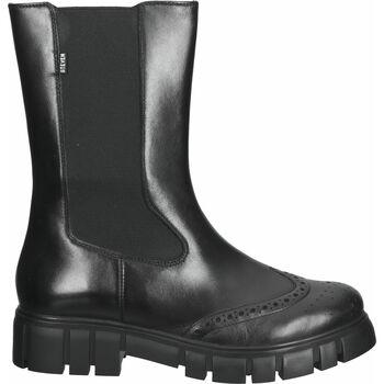Chaussures Femme Boots Steven New York Bottines Schwarz