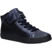 Chaussures Fille Baskets montantes Geox J744GI 0DHAJ J KALISPERA Azul