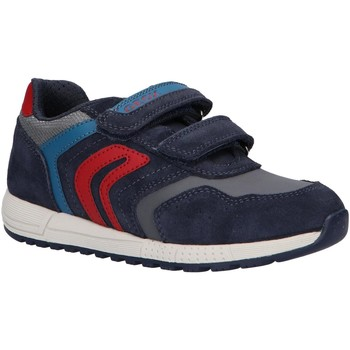 Chaussures Garçon Multisport Geox J049EE 022BC J ALBEN Azul