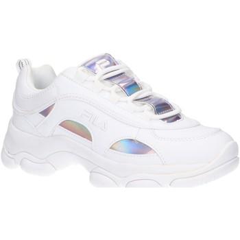 Chaussures Femme Multisport Fila 1011231 85M STRADA Blanco
