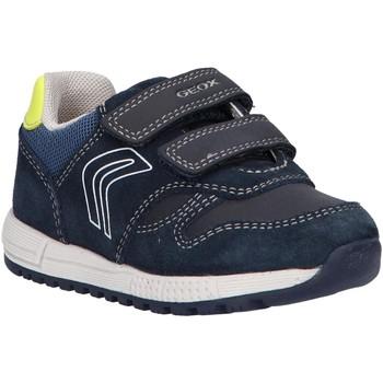 Chaussures Garçon Multisport Geox B163CD 022ME B ALBEN Azul