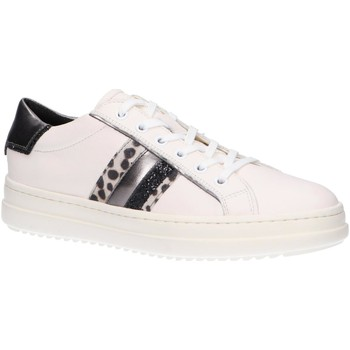 Chaussures Femme Multisport Geox D16FED 08507 D PONTOISE Blanco