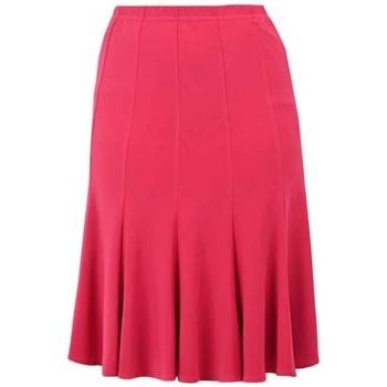 Vêtements Femme Jupes Georgedé Jupe Tess en Jersey Fuchsia Rose