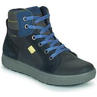 Chaussures Garçon Bottes de neige Primigi 8392511 Marine