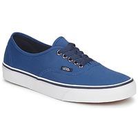 Chaussures Baskets basses Vans AUTHENTIC Bleu foncé