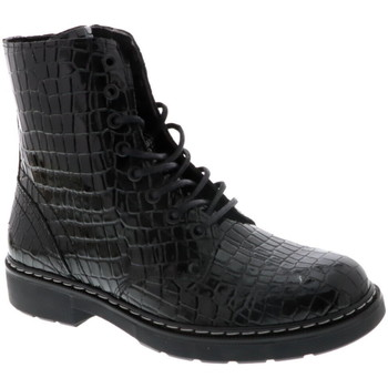 Chaussures Fille Boots Bullboxer Fille chaussures Noir
