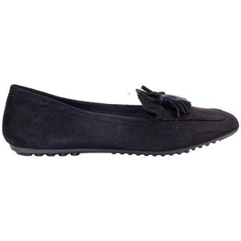 Chaussures Femme Mocassins Suredelle E618 NOIR