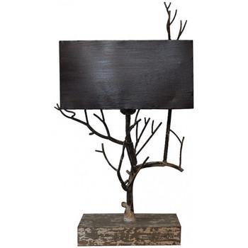 Maison & Déco Lampes à poser Chehoma Lampe Rameau 74x28x40cm Blanc cassé