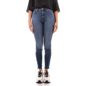 Vêtements Femme Jeans slim Roy Rogers A21RND206D3171819 BLUE JEANS