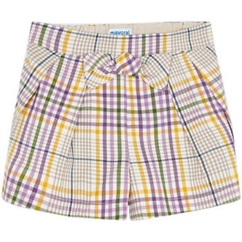 Vêtements Fille Shorts / Bermudas Mayoral  Beige