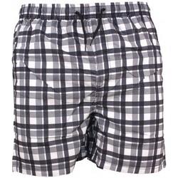 Vêtements Homme Maillots / Shorts de bain Torrente Ivo Noir Carreaux