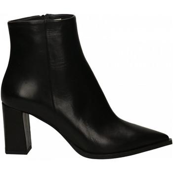 Chaussures Femme Bottines Enzo Di Martino VITELLO nero
