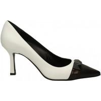 Chaussures Femme Escarpins Enzo Di Martino NAPPA nero-bianco
