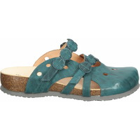 Chaussures Femme Sabots Think Mules Petrol