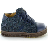 Chaussures Fille Baskets montantes Stones and Bones Sual Glitter Ocean