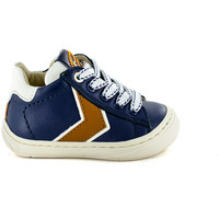 Chaussures Garçon Baskets montantes Stones and Bones Wino Navy-Ivor
