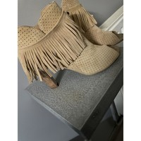 Chaussures Femme Sandales et Nu-pieds Rosemetal Superbes escarpins Beige