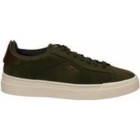 Chaussures Homme Baskets basses Santoni DARTS green