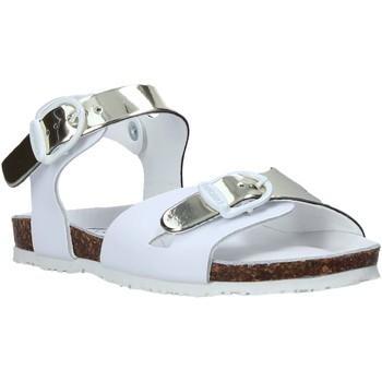Chaussures Enfant Sandales et Nu-pieds Bionatura CHIARA Blanc