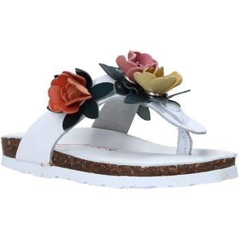 Chaussures Enfant Tongs Bionatura 22B 1009 Blanc