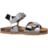 Chaussures Fille Sandales et Nu-pieds Bionatura 22B 1005 Gris