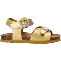 Chaussures Fille Sandales et Nu-pieds Bionatura 22B 1005 Jaune