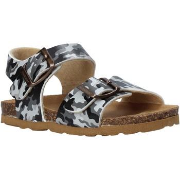 Chaussures Enfant Sandales et Nu-pieds Bionatura 22B 1002 Gris
