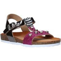 Chaussures Fille Sandales et Nu-pieds Bionatura 22VALE Rose