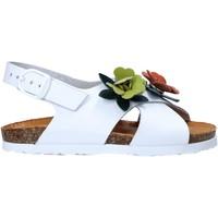 Chaussures Fille Sandales et Nu-pieds Bionatura 22B 1047 Blanc