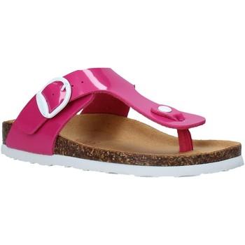 Chaussures Enfant Tongs Bionatura 22B 1010 Rose