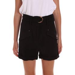 Vêtements Femme Shorts / Bermudas Gaudi 111BD25033 Noir