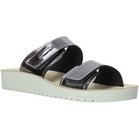Chaussures Femme Mules Valleverde 37351 Gris